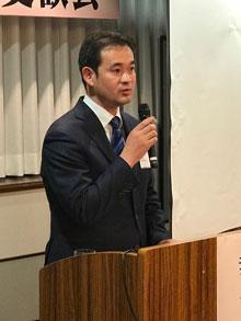斎藤秀樹氏