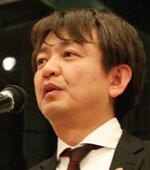 石川大樹氏