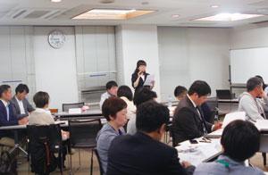 鹿沼・日光支部4月例会 開催の様子