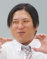 福地博行氏
