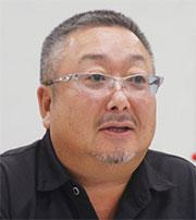 永田新市氏