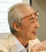 吉田敬一先生 WEB例会写真