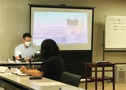 鹿沼・日光支部ハイブリット例会開催写真2