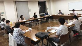 県央支部8月例会開催写真1