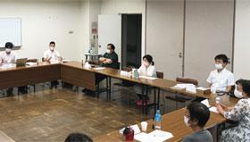 県央支部8月例会開催写真2