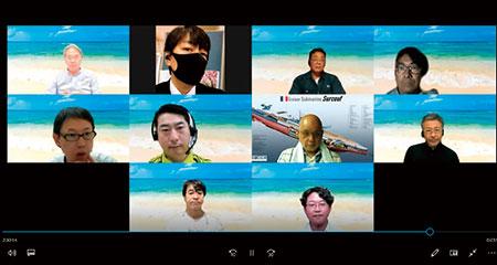 県南支部7月例会開催写真