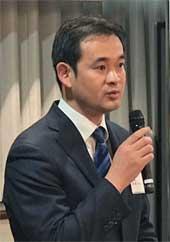 斎藤氏 鹿沼・日光支部準備会発足宣言