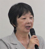 福田由美氏 画像